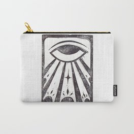 Clarity (White) Carry-All Pouch