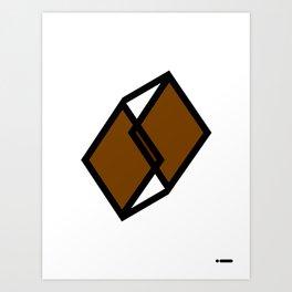 DBM OP 26 C2 Art Print