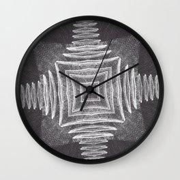 Tesselate Wall Clock