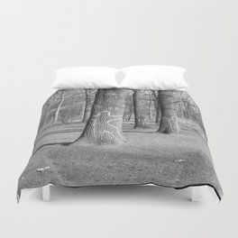 murderee Duvet Cover