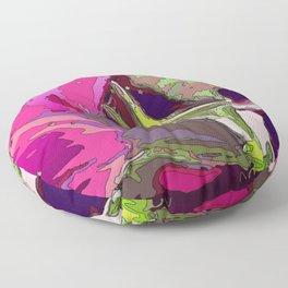 psychedlic 9000 Floor Pillow