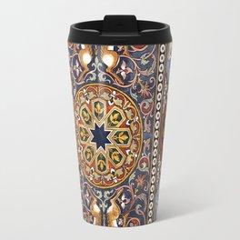 ART NOUVEAU - Giardini - Sicily Travel Mug