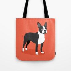 Boston Terrier 2 Tote Bag