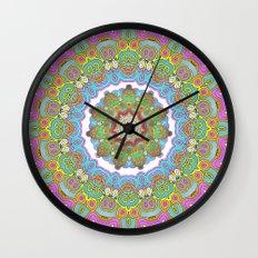 Mix&Match Indian Candy 03 Wall Clock