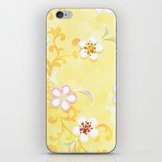 LIKE A FLOWER XV iPhone & iPod Skin