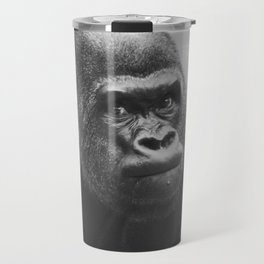 The Look Of A Silver Back Travel Mug