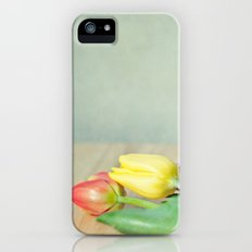 Tulips iPhone (5, 5s) Slim Case