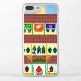 Guilde fairy tail Clear iPhone Case