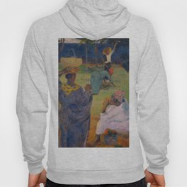 "Paul Gauguin "" Among the mangoes at Martinique"" Hoody"