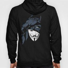 V For Bat (B Edition) Hoody