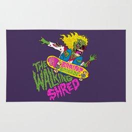 The Walking Shred Rug
