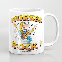 Nurses Rock 2 Coffee Mug