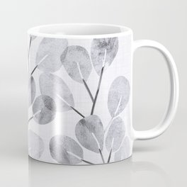Japanese Woodblock Botanical Coffee Mug