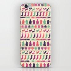 Christmas 2016 iPhone Skin