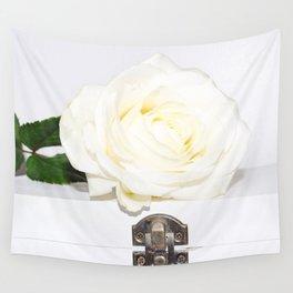 Secret Rose Wall Tapestry