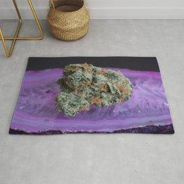 Jenny's Kush Medical Weed Rug