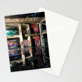 Lost and away - Montreal Stationery Cards