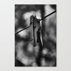 Hang Me Up To Dry Canvas Print
