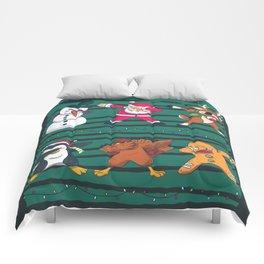 Xmas Family Comforters