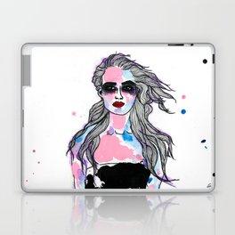 NEUN Mädchen.  Laptop & iPad Skin