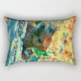 alertness Rectangular Pillow