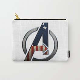 UNREAL PARTY 2012 THE AVENGERS  CAPTAIN AMERICA  Carry-All Pouch