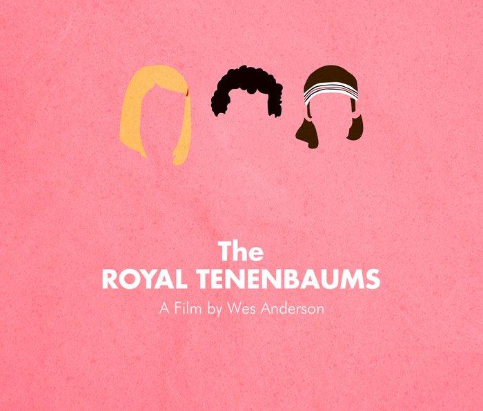 The Royal Tenenbaums Metal Travel Mug