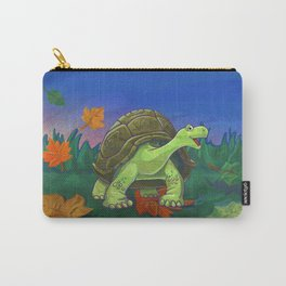 Animal Parade Tortoise Carry-All Pouch