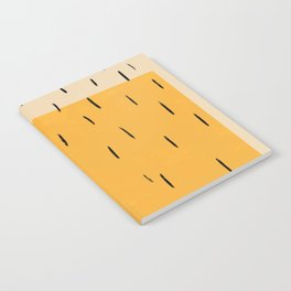 It's raining on a sunny day Notebook