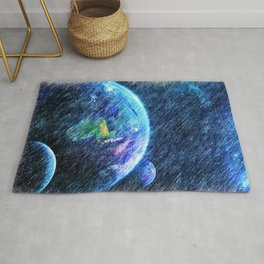 Far out there Rug