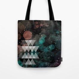 Urban Summer Tote Bag