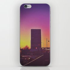 Elephant and castle iPhone & iPod Skin