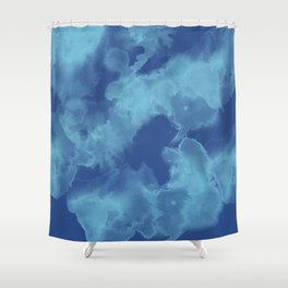 Lapislazzulo Shower Curtain