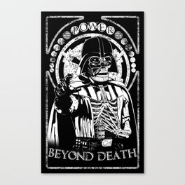 Beyond Death Canvas Print