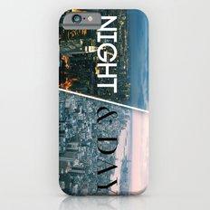 NIGHT & DAY Slim Case iPhone 6s