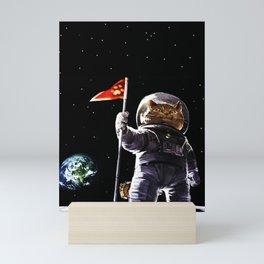Space Animals Mini Art Print