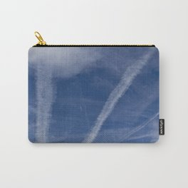 Vapor Trails Carry-All Pouch
