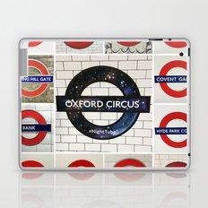 London Tube Laptop & iPad Skin