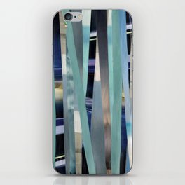 Sea(scapes)stripes iPhone Skin