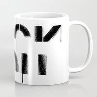 fuck you Mugs featuring FUCK YOU by DejaLiyah