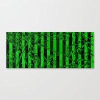 waldo Canvas Prints featuring WALDO by Ken Forst