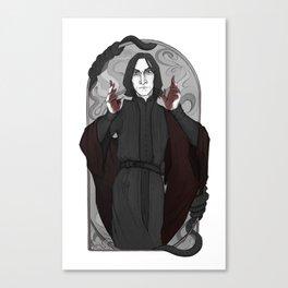 Dark Magic Canvas Print