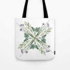 Fresh Herbs Tote Bag