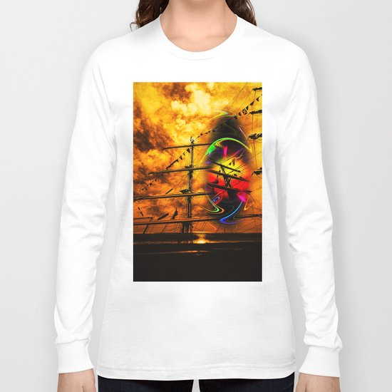 Under sail  Long Sleeve T-shirt