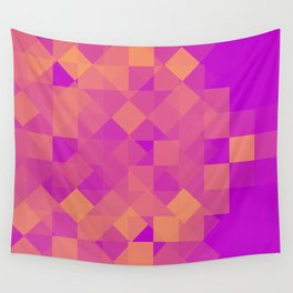 Losang Pattern Wall Tapestry