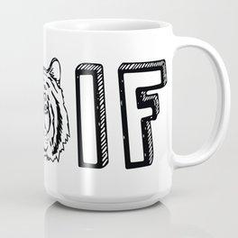 T (tiger) IF Mug