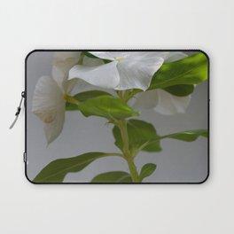 WHITE VINCA Laptop Sleeve