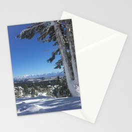 Mammoth Mountain Stationery Cards