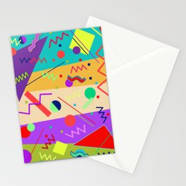 Memphis #56 Stationery Cards