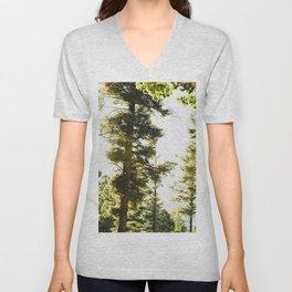 Forest Wonderland IV Unisex V-Neck